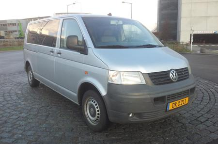 Minibus Transfers in Luxembourg