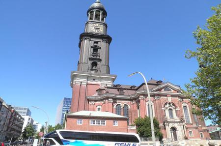Small-Group Hamburg City Walking Tour