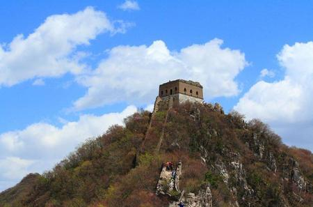 Private Trekking Tour From Jiankou To Mutianyu Great Wall