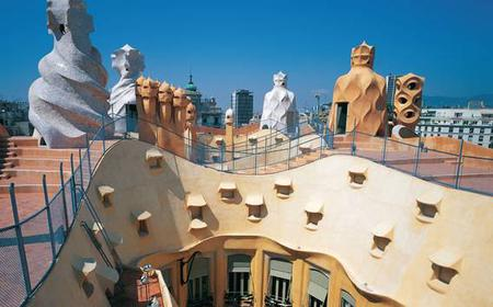 Gaudí's Barcelona: Sagrada Familia and La Pedrera Tour