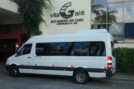 Departure Transfer from Cabo de Santo Agostinho to Recife Airport