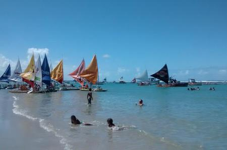 Day Trip to Porto de Galinhas from Recife
