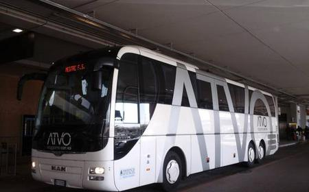 Marco Polo Airport to Mestre Train Station Express Bus