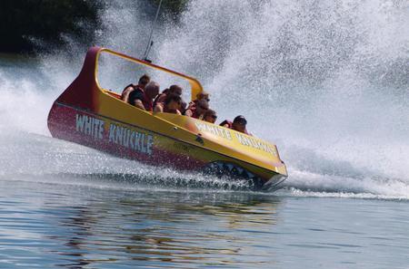 St Maarten Thrill Boat Ride