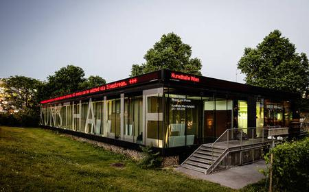 Admission ticket for Kunsthalle Wien Karlsplatz