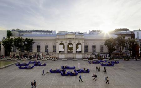 Admission ticket for Kunsthalle Wien Museumsquartier