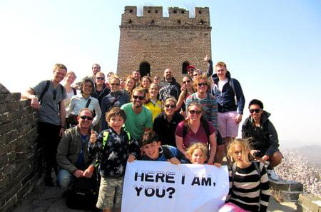 Private Jinshanling to Simatai West Great Wall Hiking Tour from Beijing