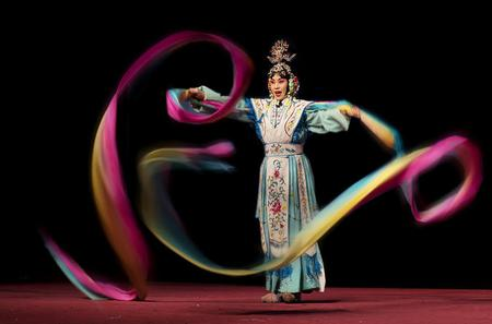 Beijing Night Show of Peking Opera