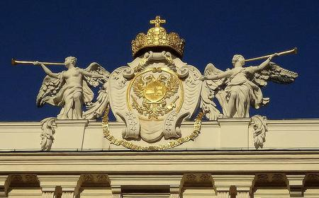 Vienna's historic leadership sightseeing and Hofburg
