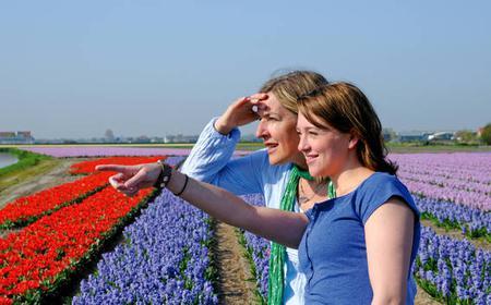 Volendam, Marken, Zaanse Schans and Keukenhof Day Tour