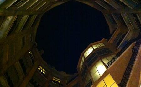 Barcelona: La Pedrera After Hours with Tapas Dinner