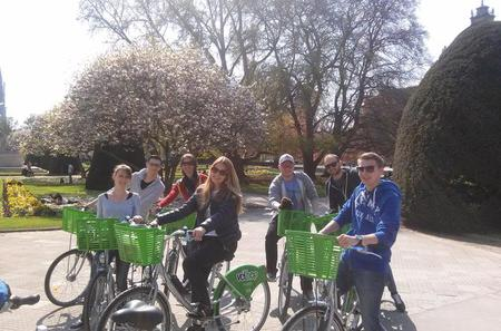 Strasbourg City Center Bike Tour