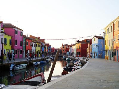 Murano Burano and Torcello Islands Tour