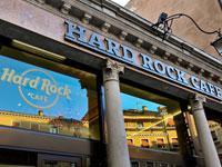 Hard Rock Cafe Venice Lunch or Dinner