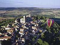 Burgundy by Hot Air Balloon