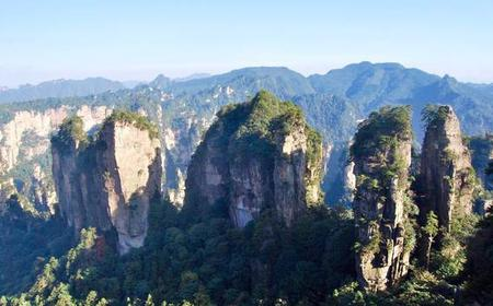 Zhangjiajie: Private Full-Day Tour w/ Grand Canyon