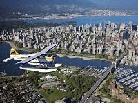 Victoria Fly and Dine Seaplane Tour to The Butchart Gardens