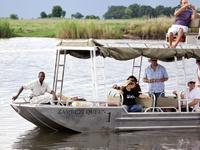 African Safari in Chobe River - 4 Day Luxury Cruise from Zimbabwe