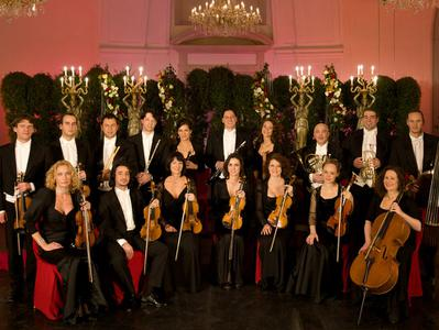 Classical Mozart and Strauss Concert at Orangery Schonbrunn with Dinner