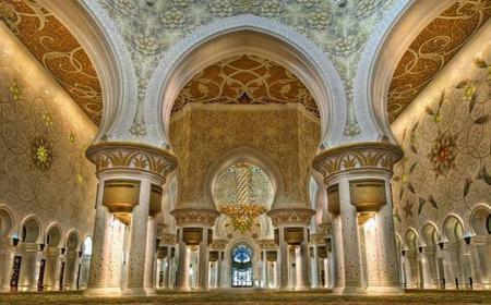 Abu Dhabi: City Tour From Airport/ Cruise Terminal