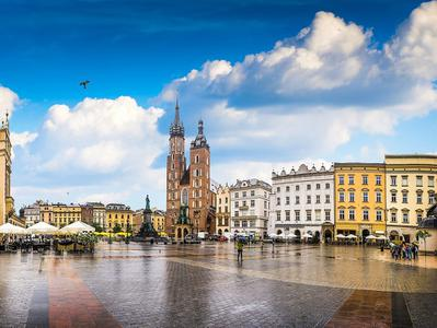 Cracow and Auschwitz Full Day Tour from Warsaw