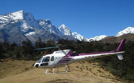 Helicopter Tour to The Ultimate Everest
