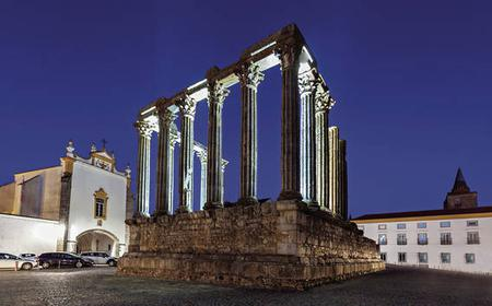 From Lisbon: Évora Full Day Private Tour with Lunch