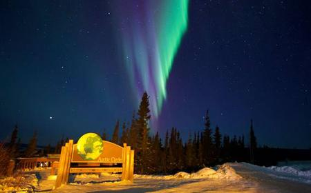 From Fairbanks: Arctic Circle Day Tour