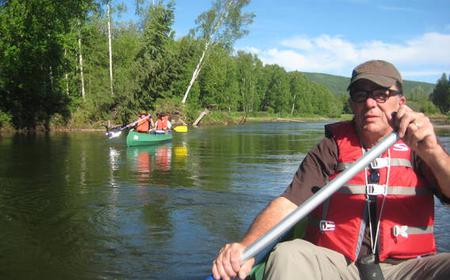 From Fairbanks: Canoe Day Trip on Chena River