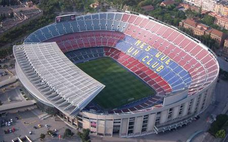 Camp Nou and Real Club de Polo 4-Hour Private Tour