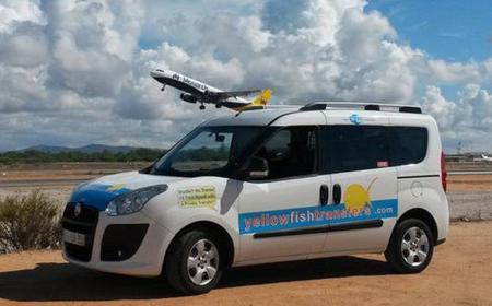 Faro Airport Private Transfer to Lagos and Meia Praia