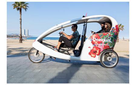 Barcelona Gothic Quarter: 2-Hour Private Pedicab Tour