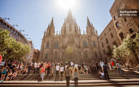 Barcelona Private Walking Tour of the Old City