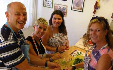 4-Hour Hungarian Home Cooking Class in Budapest