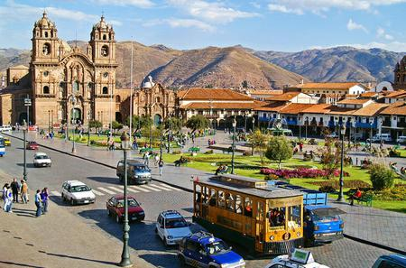 Private Half Day Historical Tour of Cusco