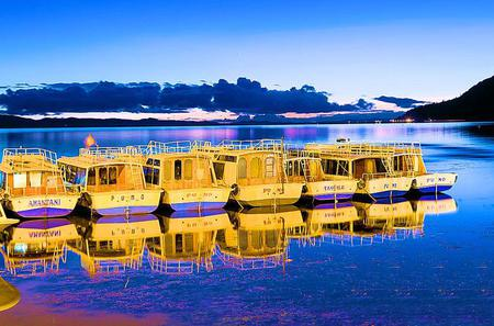 Full Day Tour on the Sun Route from Cusco to Puno