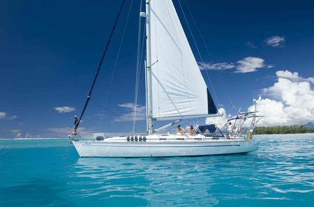 7-Day Private Sailing Cruise from Raiatea to Bora Bora