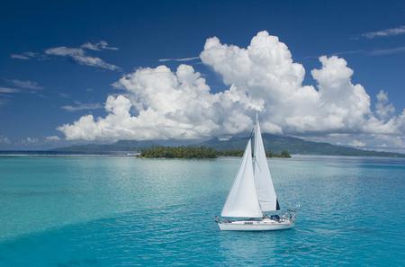 Private Raiatea Lagoon Sailing Cruise