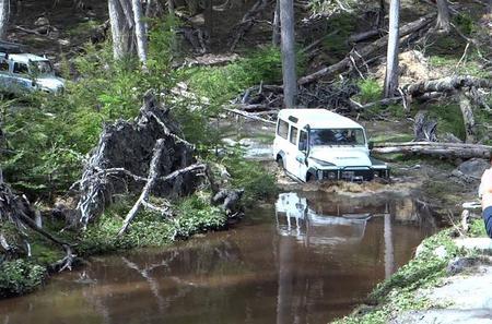 Off-Road Excursion of Lakes Fagnano and Escondido