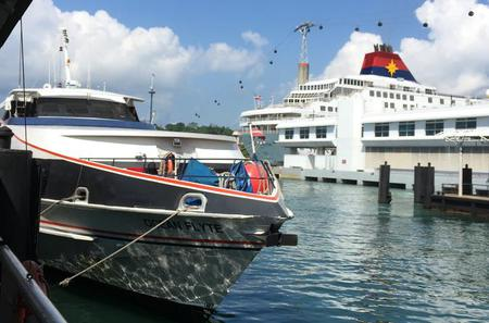 One-Way Private Transfer from Thilawa Cruise Terminal to Yangon City