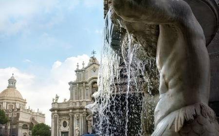 Catania 2-Hour Private Guided Tour