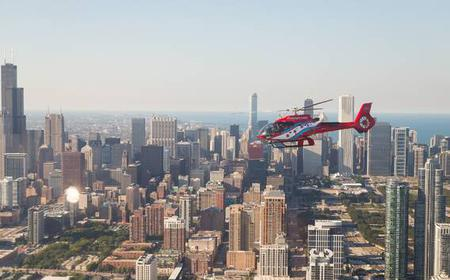 Chicago Helicopter Daytime Tour