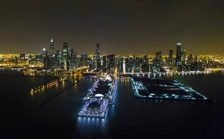 Chicago Helicopter Nighttime Experience
