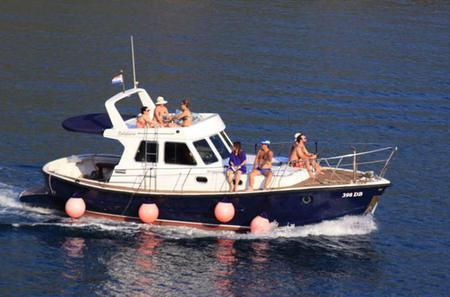 Private Boat Rent - Dubrovnik Islands Tour