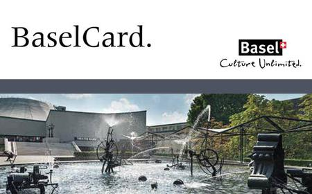 BaselCard for 1, 2, or 3 Days