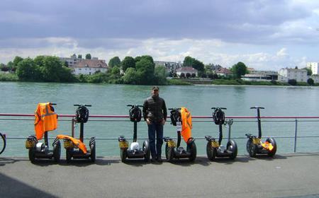 Private 3-Hour Segway Group Tour through Basel