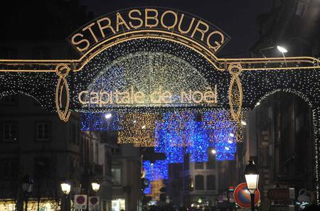 Christmas Bike Tour of Strasbourg