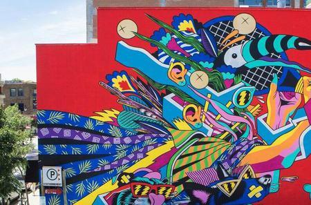 Montreal Mural Tour