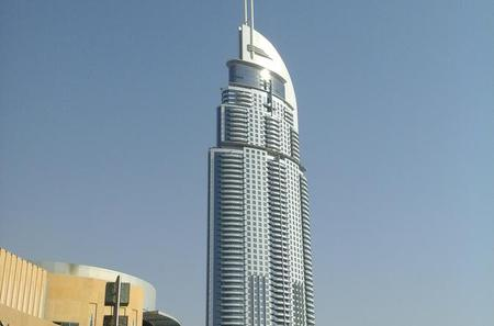 Modern Dubai tour with Burj Khalifa ticket