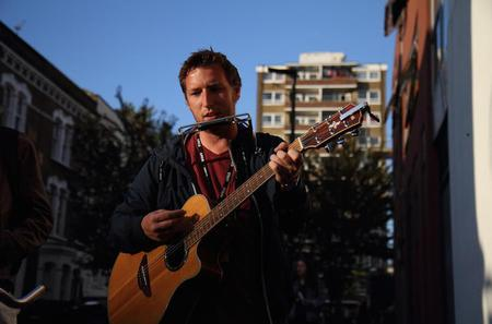 Camden Market and Music Legends Walking Tour in London